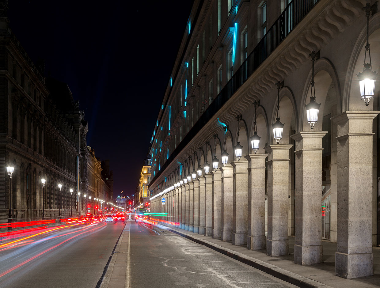 Urban lighting systems revive city centres reducing their carbon footprint