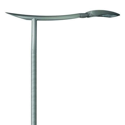 With a unique and slender design , this modern bracket is bound to enhance your lighting installation.