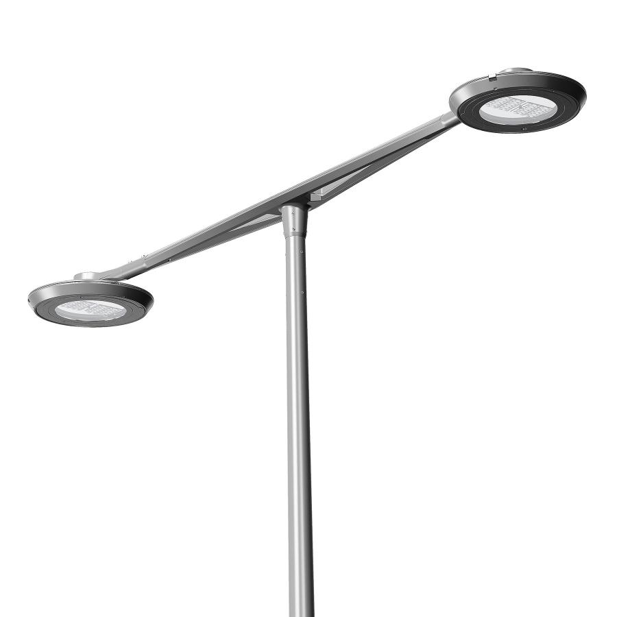 The KEMA bracket offers a modern and robust design to upgrade your lighting furniture.