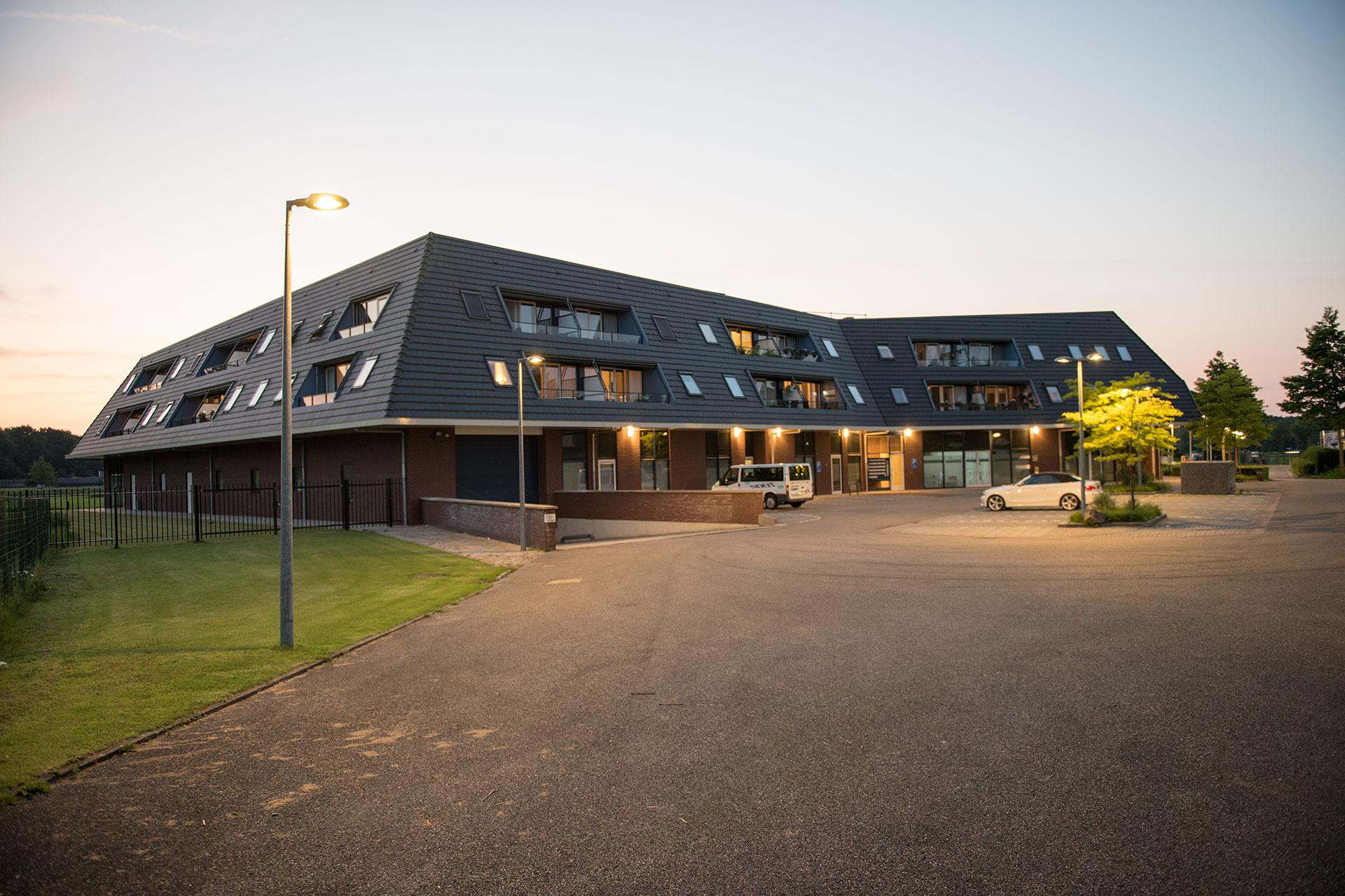 Ymera creates a welcoming and safe environment for this residential facility in Achterberg